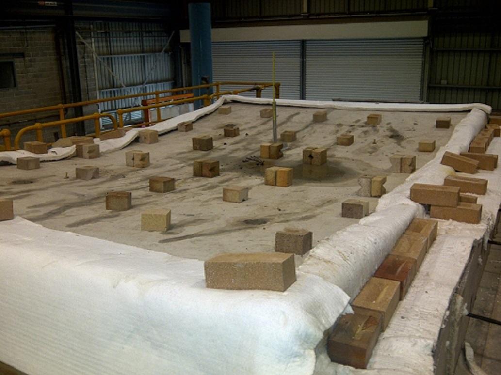Fire Resistant Concrete Mix : Fire resistant geopolymer concrete future